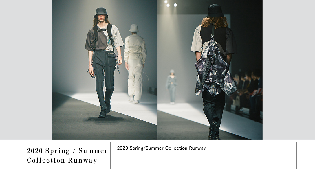 2020 Spring/Summer Collection Runway