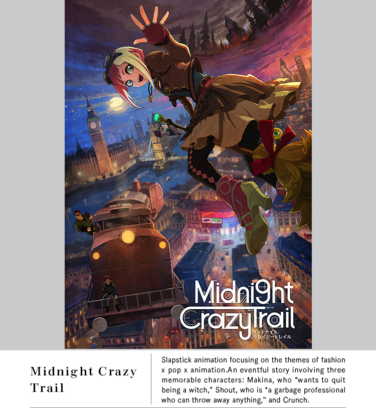 Midnight Crazy Trail 1